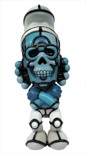 David Flores X HellFire Canyon Club X Blackbook Toy: Deathshead S'murks  - David Flores X HellFire Canyon Club X Blackbook Toy: 骷髏小精靈