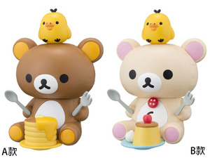 Rilakkuma 3D Jigsaw Puzzle with Honey ver.  - 懶懶熊 3D立體拼圖 抱著蜂蜜罐ver.