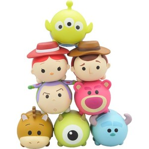 Disney TSUM TSUM Stacking Game ~Pixar ver.~ - Disney角色TSUM TSUM造型疊疊樂 ~皮克斯篇~