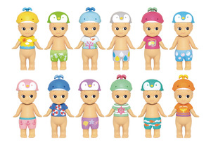 Sonny Angel mini figure - 2018 Summer series - assortment  - 2018年夏日限定版Sonny Angel盒玩 - 隨機單抽