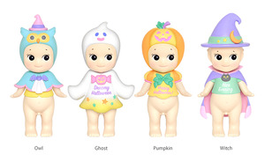 Sonny Angel mini figure - 2018 Halloween series - assortment - 2018萬聖節限定版Sonny Angel盒玩 - 隨機單抽