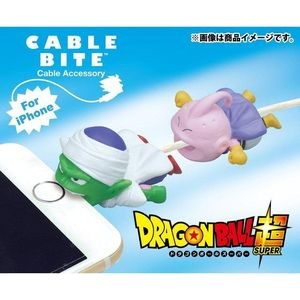 Cable Bite Cable Accessory for iPhone - Dragon Ball Super - Piccolo / Majin Buu - iPhone充電線用 咬線裝飾保護套 - 七龍珠超 - 比克 / 魔人普烏