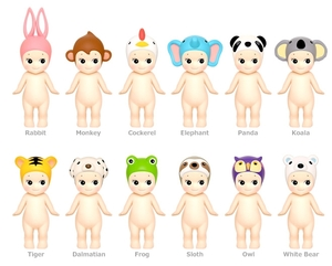 Sonny Angel Mini Figure - Animal series ver. 1 - assortment - 動物版Sonny Angel盒玩1代 - 隨機單抽