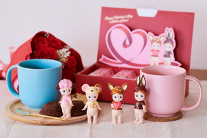 Sonny Angel mini figure - 2019 Valentine's Day Gift -  - 2019情人節限定版Sonny Angel盒玩 - 四入禮盒套組