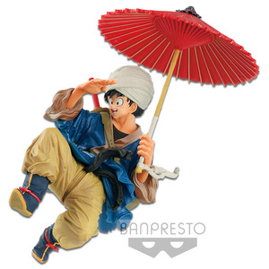 Dragon Ball Banpresto World Figure Colosseum 2 Vol. 5 prize figure - Son Goku  - 七龍珠 造形天下第一武道會2 其之五 景品人偶 - 孫悟空