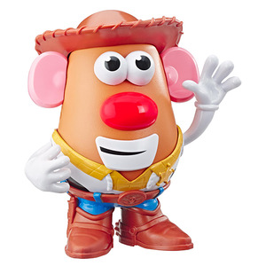 Mr. Potato Head Toy Story 4 - Woody's Tater Roundup - 玩具總動員4 - 胡迪造型蛋頭