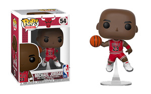 BLUE MONDAY SALE! NBA POP! vinyl figure - Chicago Bulls Michael Jordan - 憂鬱星期一特賣商品! NBA POP!人偶 - 芝加哥公牛隊 麥克喬丹