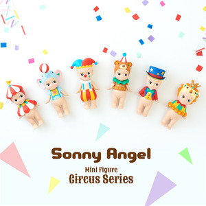 Sonny Angel mini figure - Circus series - assortment - 馬戲團系列 Sonny Angel盒玩 - 隨機單抽