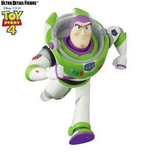 UDF Pixar series Toy Story 4 - Buzz Lightyear - UDF 皮克斯系列 玩具總動員4 - 巴斯