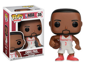 BLUE MONDAY SALE! NBA POP! vinyl figure - Houston Rockets Chris Paul - 憂鬱星期一特賣商品! NBA POP!人偶 - 休士頓火箭隊 克里斯保羅