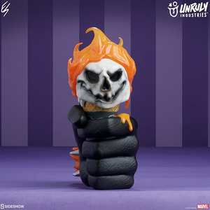 Sideshow X Unruly Industries #700055 Marvel Ghost Rider One Scoops - 漫威 甜筒英雄 惡靈戰警款