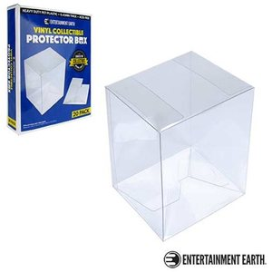 Vinyl Collectible Protector Box (POP! size) - 透明塑膠保護外盒 (POP!尺寸)