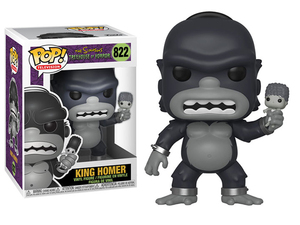 The Simpsons Treehouse of Horror POP! vinyl figure - King Homer - 辛普森家族 恐怖樹屋 POP!人偶 - 金剛荷馬