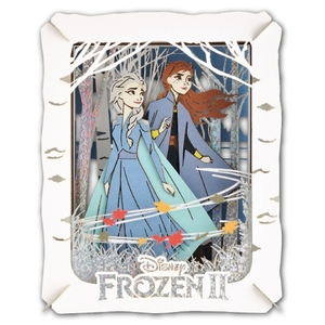 Paper Theater 163 - Disney Frozen II - 紙工藝電影院 PT-163 - 冰雪奇緣2