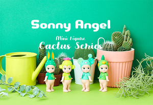 Sonny Angel mini figure - Cactus series - assortment  - 仙人掌系列 Sonny Angel盒玩 - 隨機單抽