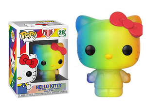 2020 PRIDE POP! vinyl figure - Hello Kitty - PRIDE 2020 POP!人偶 - 凱蒂貓 (彩虹)
