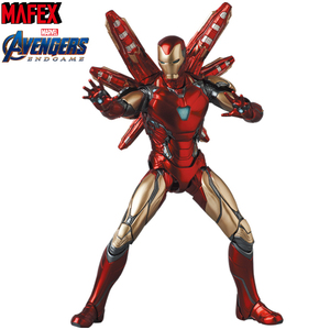 MAFEX Marvel Avengers: Endgame - Iron Man Mark 85 - MAFEX 復仇者聯盟4: 終局之戰 - 鋼鐵人MK85