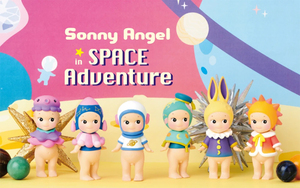 Sonny Angel in Space Adventure mini figure series - assortment  - Sonny Angel 太空探險盒玩 - 隨機單抽