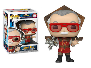 Thor: Ragnarok POP! vinyl bobble-head - Stan Lee - 雷神索爾3: 諸神黃昏 POP!搖頭娃 - 史丹李