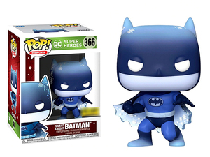 DC Holiday POP! vinyl figure - Silent Knight Batman - DC聖誕版 POP!人偶 - 沉默騎士蝙蝠俠