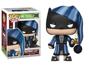 DC Holiday POP! vinyl figure - Batman as Ebenezer Scrooge - DC聖誕版 POP!人偶 - 睡衣蝙蝠俠